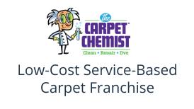 The Carpet Chemist - Low-Cost Service-Based Carpet Franchise
